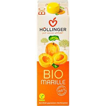 HOLLINGER Zumo de albaricoque Bio  Envase de 1 l