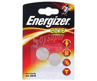 BL2 ENERGIZER Pila especial 2016 Pack 2 unid