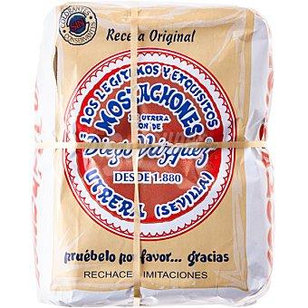 DIEGO VAZQUEZ Mostachones 12 unidades Paquete 380 g