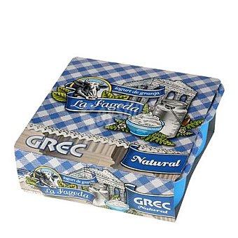 La Fageda Yogur cremoso natural Pack de 4x125 g