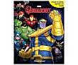 Vengadores Infinity War. Libroaventuras. VV. AA. Género: actividades. Editorial Marvel  Marvel