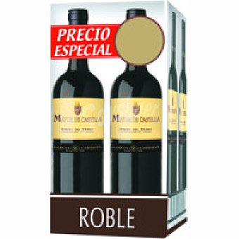 R. del Duero MAYOR de C. Vino Tinto Roble Pack 4x75 cl
