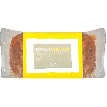 ECO KAWAII TOFU&CO Tofuguesa 50% chorizo 50% tofu Envase 150 g