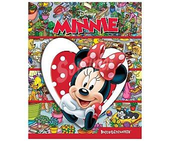 PUBLICATIONS INTERNATIONAL IBERIA Busca y encuentra Minnie. vv.aa. Género: Infantil. Editorial: pil.