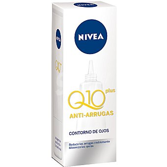 NIVEA VISAGE Q-10 Plus Contorno de ojos anti-arrugas roll-on ojos anti-bolsas tubo 10 ml Tubo 10 ml