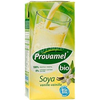 Santiveri Bebida de soja sabor vainilla ecológica PROVAMEL Bio envase 1 l
