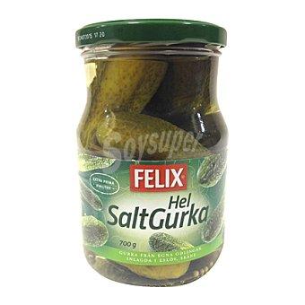 Felix Purina Pepinillos salados en rodajas 680 g
