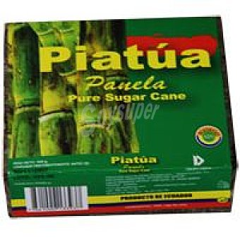 PIATUA Panela bloque Paquete 500 g