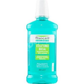 Fluocaril Colutorio sin alcohol Botella 500 ml