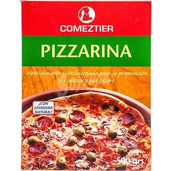 COMEZTIER Pizzarina Harina especial para masa de pizza paquete 500 g Paquete 500 g