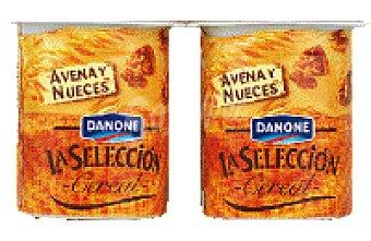 Danone Yogur con Cereal Avena Pack de 4x125 g