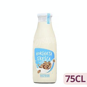 Hacendado Horchata fresca Botella 750 ml