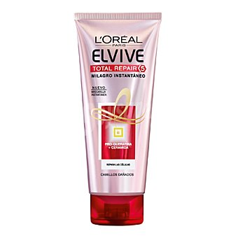 Elvive L'Oréal Paris Mascarilla Total Repair 5 para cabellos dañados 200 ml