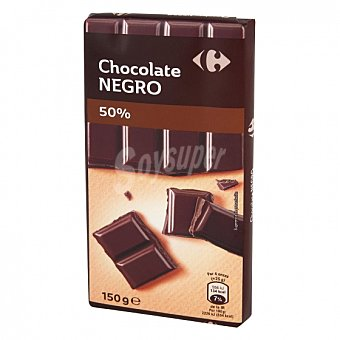 Carrefour Chocolate 50% 150 G 150 g