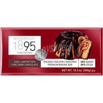 1895 Cobertura de chocolate negro extrafino 300 g