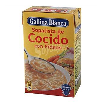 Gallina Blanca Sopalista de cocido 500 ml