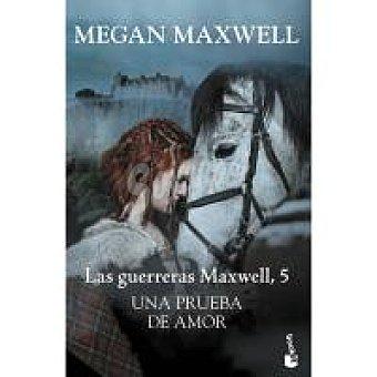 Amor Guerreras Maxwell 5: Una prueba de Megan Maxwell, Bolsillo