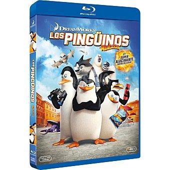 Los Pingüinos De Madagascar Blu-Ray