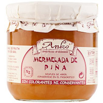 Anko Mermelada de piña Frasco 330 g