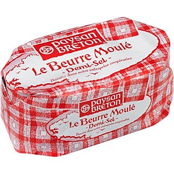Paysan Breton Mantequilla con sal Envase 250 g