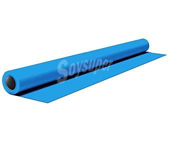 NV CORPORACION Mantel de papel color azul en rollo, 1,20x5 metros 1 unidad