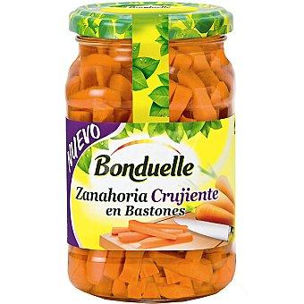 Bonduelle Zanahoria crujiente en bastones Frasco 180 g neto escurrido