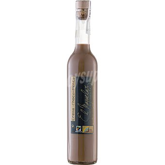 EL MAJUELAR licor de crema de chocolate menta botella 50 cl