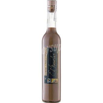 El Majuelar licor de crema de chocolate menta botella 50 cl