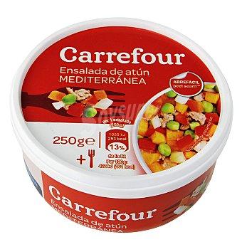 Carrefour Ensalada mediterránea 250 g