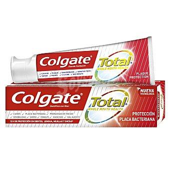Colgate Total Pasta de dientes con flúor y protección contra la placa bacteriana 75 ml