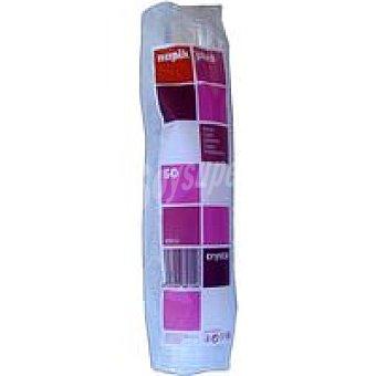 Nupik Vaso transparente 100 cc Pack 50 unid
