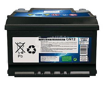 GENIUM Batería de Automóvil de 12v y 70 Ah, Potencia de Arranque: 640 Amperios 1 Unidad