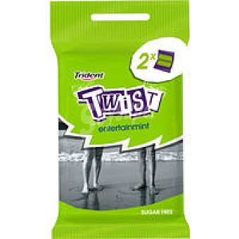 Trident Chicle pack 2 x 23 gramos