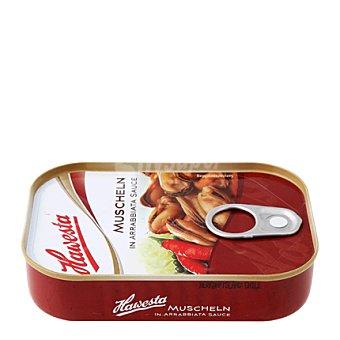Hawesta Mejillón en salsa picante 66 g
