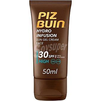 Piz buin Hydro Infusion crema solar facial en gel SPF-30 50 ml