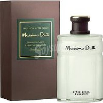 Massimo Dutti After Shave emulsión Frasco 200 ml