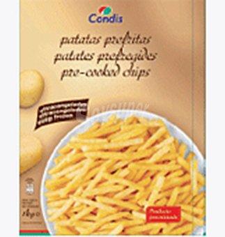Condis Patatas prefritas 1 KGS
