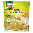 Sopa 12 verduras Sobre 41 g Knorr