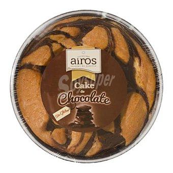 Airos Tarta de chocolate-sin gluten 380 g
