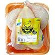 pollo del país listo para asar peso aproximado bandeja 1,5 kg Atlántico 7