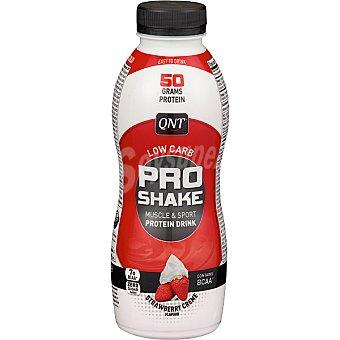 QNT Pro Shake Batido de proteínas sabor fresa Envase 500 ml