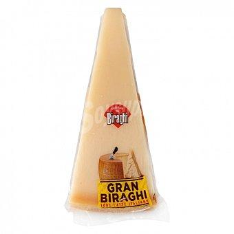 Gran Biraghi Queso italiano madurado semigraso Hispano Italiana 250 g aprox 250.0 g. aprox