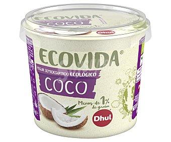Ecovida Yogurt coco semidesnatado ecológico 250 g