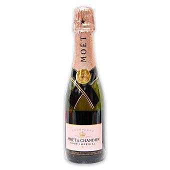 MOET CHANDON Champagne Brut (seco) Imperial Rose Botella 37,5 Centilitros