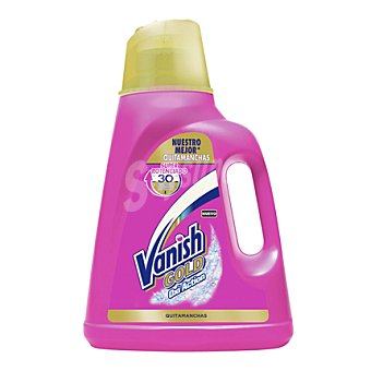 Vanish Quitamanchas gel Gold OxiAction 1,8 l