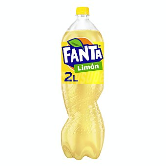 Fanta Refresco de limón Botella 2 l