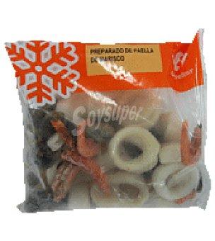 Carrefour Preparado paella congelado Bolsa de 750 gr