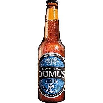 DOMUS Europa Cerveza de Toledo Pale Ale botella 33 cl
