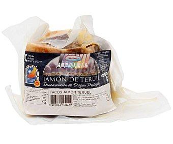 Arco Iris Taco de jamón con D.O.P Jamón de Teruel, sin gluten 675 gramos aproximados