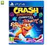 Crash Bandicoot 4: It's about time para Playstation 4. Género: plataformas, acción. pegi: +7.  Activision